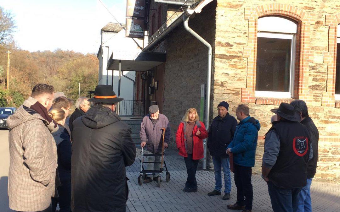 Dörfer-Tour in Reichenberg