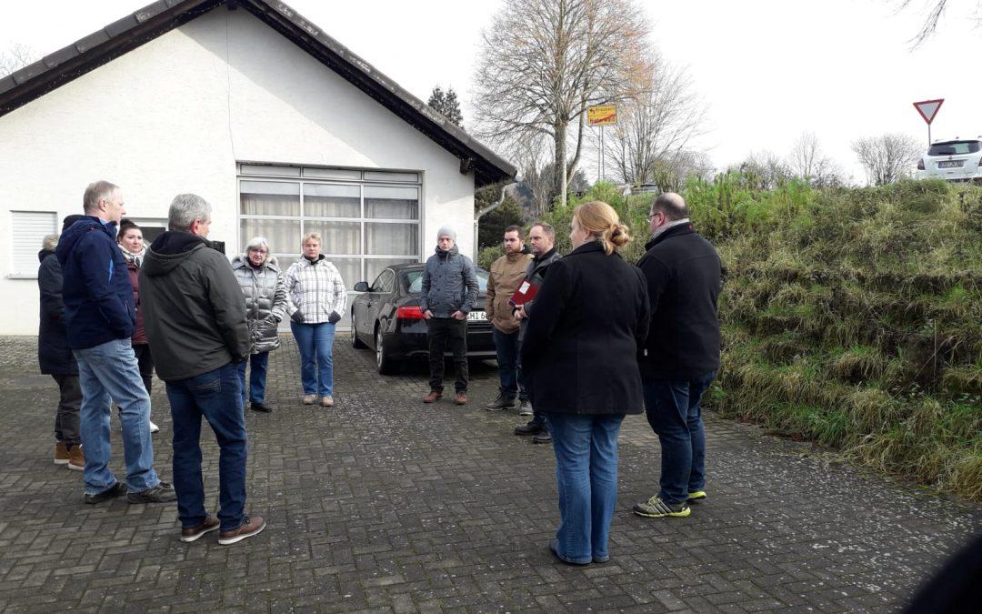 Dörfertour machte erneut Halt in Hinterwald